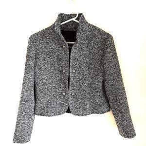 Jackets & Blazers - Vintage Blazer jacket wool tweed
